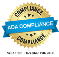 ADA Site Compliance Seal
